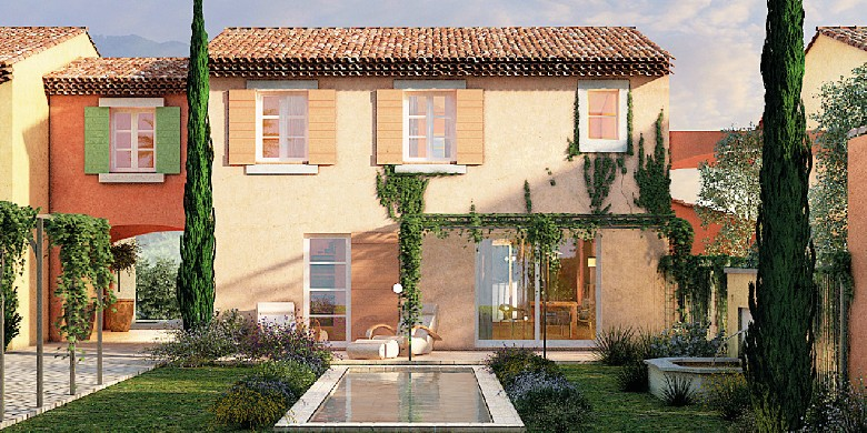 Villas with pool in Grimaud image - 4