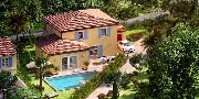 Villas with pool in Grimaud image - 2